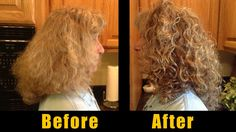 Fran shows how she styles her thick curly hair using Aveda products and a Remington diffuser blow dryer. All the steps including the kitchen sink! Blow dryer...