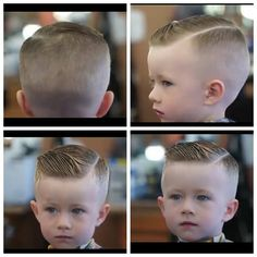 Boy haircut Boy Haircuts Short, Baby Boy Hairstyles, Toddler Boy Haircuts, Little Boy Haircuts, Haircuts For Men, Barber Haircuts, Boys Fade Haircut, Baby Haircut, First Haircut