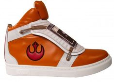 Musterbrand Unveiled Spectacular 'Star Wars' Shoes At Celebration