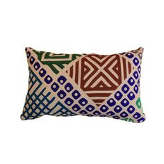 Patchwork Pillow Cover 40x25, $36, now featured on Fab.