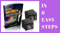 Total Money Magnetism (The Secret Neuroscience of Millionaires) is a six-step system that effortlessly and automatically re-programs your brain into the brain of a millionaire. https://amazingreviewsinfo.wordpress.com/2017/03/17/what-is-total-money-magnetism/