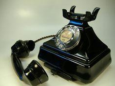 Bakelite 1/232 by Old Telephones, via Flickr