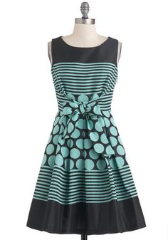 Dessert Tray Dress, #ModCloth