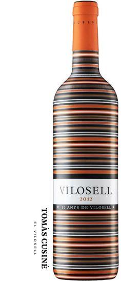 VILOSELL Tomás Cusiné #wine of #Spain