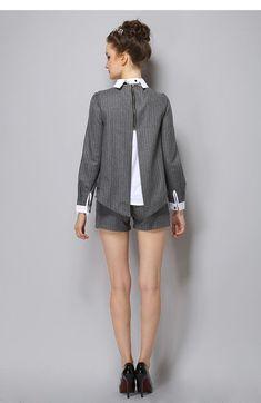 Fall Clothing Set--Top+Shorts  B288