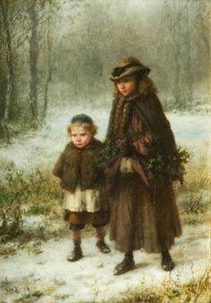 http://upload.wikimedia.org/wikipedia/commons/9/9c/Boughton_Winter_Morning_Walk.jpg