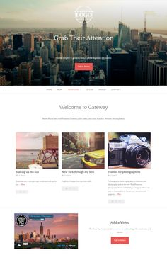 WordPress Themes — WordPress.com