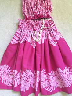 Hawaiian hula pa'u , Hula skirt,  Hawaiian print skirt ,Hawaiian hula skirt , Girl Hawaiian costume, Practice Hula skirt, Practice pa'u by HawaiiKaiIslandWear on Etsy https://www.etsy.com/listing/247286183/hawaiian-hula-pau-hula-skirt-hawaiian