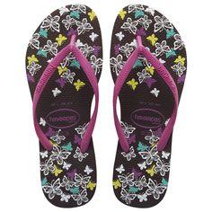 Havaianas Slim Butterfly - Havaianas flip flops