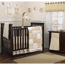 "CoCaLo Snickerdoodle 9-Piece Crib Bedding Set - Cocalo - Babies ""R"" Us    Love this, needs a little more color, but love it. :)"