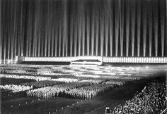 Cathedral of Light - Albert Speer