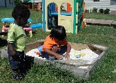 What Do Children Learn from Sand Play?