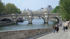 Pont Neuf (oldest standing bridge across the river Seine in Paris, France), 1578