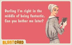So gonna say this to my husband hahaah