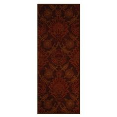 Visit The Home Depot to buy Lanart Jewel Ruby 2 ft. x 8 ft. Ruby 2, Ruby Jewel, Kitchen Runner, Rug Runner, Home Depot, Area Rugs, Indoor, Jewels, Decor