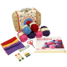 knitting kit from Paperchase