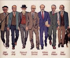 psychology boys, now just imagine them all walking in slow-mo