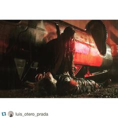 #Repost @luis_otero_prada  Singular a short film by @piranhaco written by @estebanorozcop with the talented @julieticarestrep0 I always love sci-fi and this project was the opportunity to play with it. Great score by @jermainestegall and beautiful production design by my talented friend @saramillanr #shortfilm #singular #scifi #fantasy #powers #set #anamorphic #alexa #xt #kowa #powercrew #dop #dp #rain