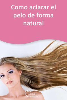 Cabello Hair, Pelo Natural, Maria Jose, Kim Kardashian, Blonde Hair, Beauty Hacks, Natural Hair Styles, Hair Care, Hair Beauty