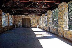 Stone Pavilion- ceremony Landscape Architecture Drawing, Modern Architecture, Pavilion, Stone, Fashion, Moda, Rock, Fashion Styles, Modernism