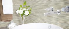 cashmere glass tile - Google Search