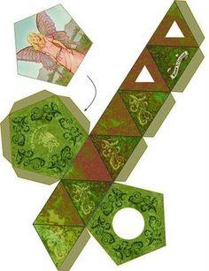 Nuestras MiniaturaS - ImprimibleS: Cajas