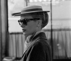 love the hat   Grace Kelly