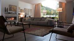 collezione divani in pelle