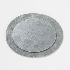 Silver Slate Cheese Board: Just like with my cooking, I like styling with things that are familiar yet have an unexpected twist and this sliver slate piece totally speaks to that.