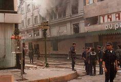 19 de septiembre de 1985-calle de Colón y Balderas