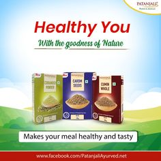 Spice up your meals with Patanjali Masala and add more flavor to your delicious and healthy meal. These are a combination of several ground spices which makes all your preparations more tempting, healhy and simply irresistible. #PatanjaliProducts #AyurvedaLifestyle #Spices - Patanjali Products  IMAGES, GIF, ANIMATED GIF, WALLPAPER, STICKER FOR WHATSAPP & FACEBOOK