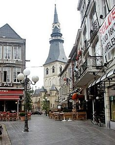 """Hasselt, Belgium Our son's """"home town"""" while on a Rotary youth exchange. The people in Hasselt couldn't be nicer."""
