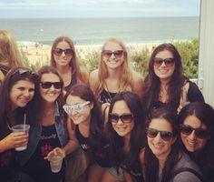 Becka's Hamptons Bachelorette Party