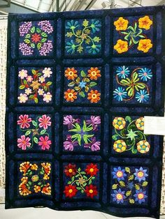 """Quilts from the Village Show 2009 