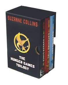 The Hunger Games Triology by Suzanne Collins #book