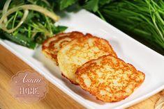 Korean Potato Pancake Video and Recipe