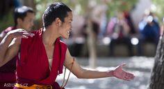 Tajné cvičení tibetských lámů | AstroPlus.cz