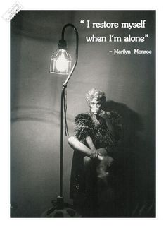 If only I ever had time alone...