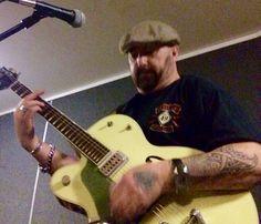 "Steve Plant aka Rockabilly ""54"" http://www.reverbnation.com/rockerbilly54"