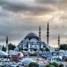 Viajes a Turquia - Mezquita de Suleyman la más impresionante de Estambul6