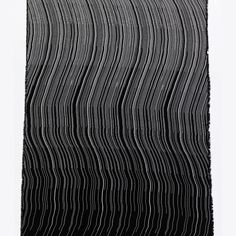 Textile, Cloned Line, 1996 | t5mr | khaines | Visits | Collection of Cooper Hewitt, Smithsonian Design Museum