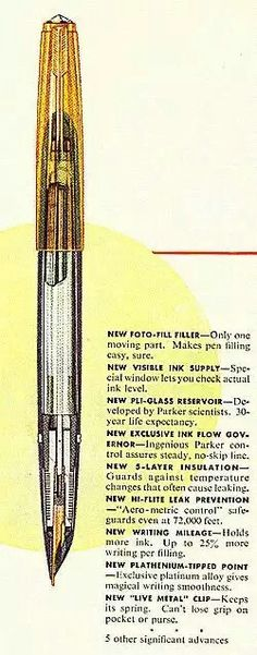 Parker 51 late 1948