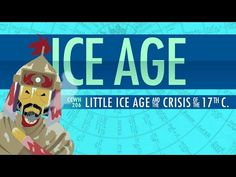 Dude, Sustainable!: [Video] Crash Course World History: Climate Change and the Ice Age