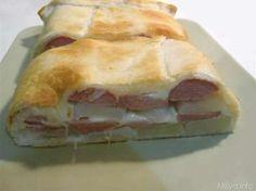 » Rustico patate wurstel e mozzarella Ricette di Misya - Ricetta Rustico patate wurstel e mozzarella di Misya