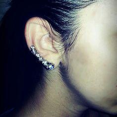 ❤ Earrings, Jewelry, Ear Rings, Stud Earrings, Jewlery, Jewerly, Ear Piercings, Schmuck, Jewels
