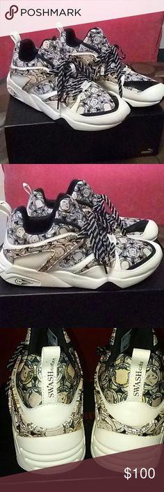 Men puma swash sneaker New original Puma Shoes Sneakers