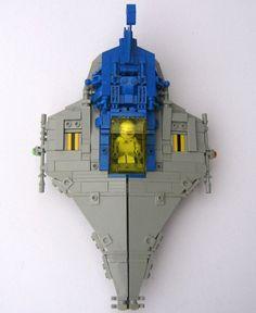 LEGO MOC | LL-117 #classic #space