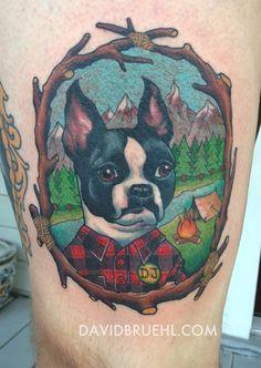 tattoo de boston male