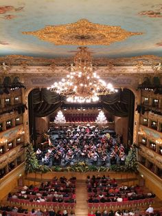 Teatro La Fenice - New Year's Concert 2015 - rehearsal photo
