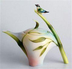 So pretty - amazing tea pot